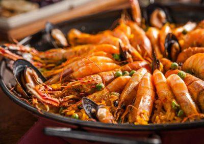 A tradição Paella del Pepe